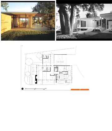 نما و پلان خانه موردی 16 اثر کرگ ال وود