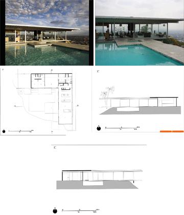 نما و پلان خانه نمونه موردی شماره 22 اثر پیرکانیگ