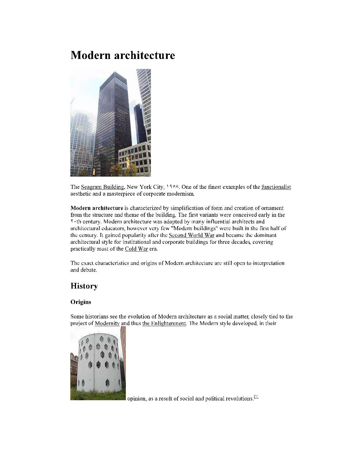 Modern architecture7