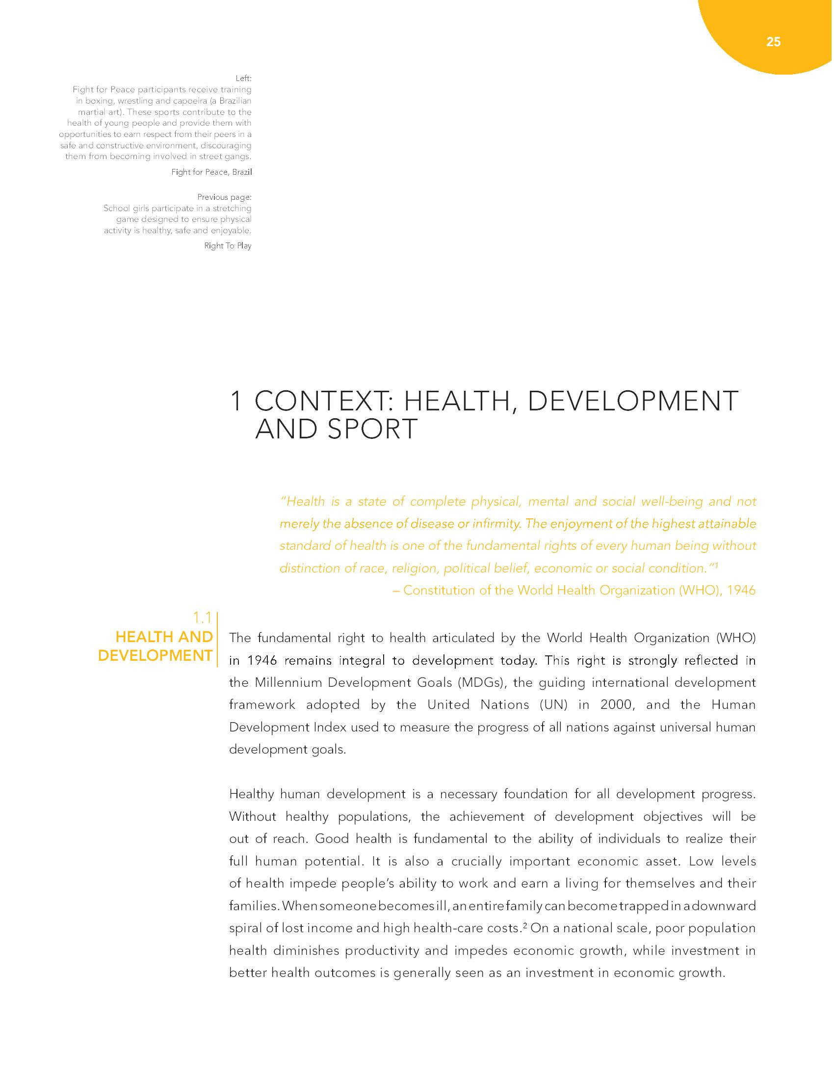 HEALTH, DEVELOPMENT 52