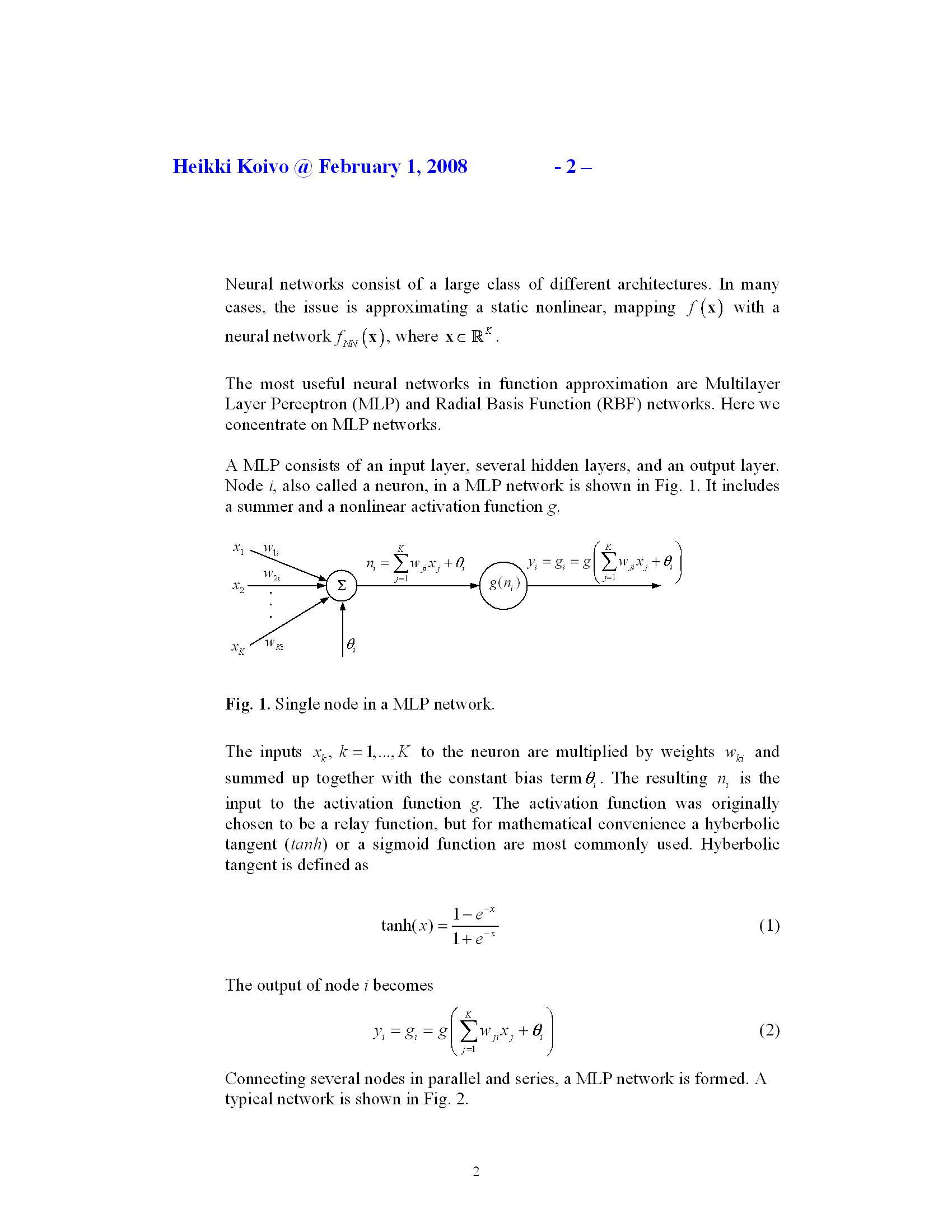 NEURAL NETWORKS - Basics using MATLAB - Neural Network Toolbox 28