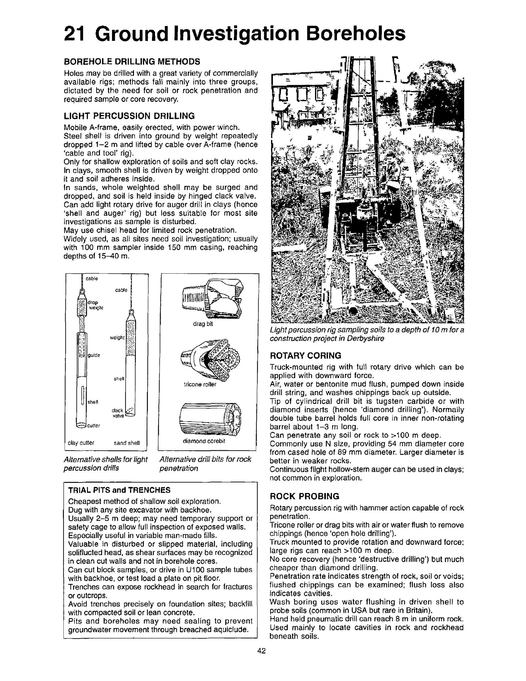 ground investigation boreholes 4